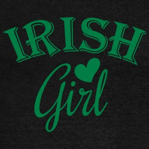irish girl Hoodies & Sweatshirts - Women's Boat Neck Long Sleeve Top