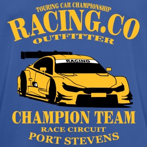 Touring-Car Racing T-Shirts - Men's Breathable T-Shirt