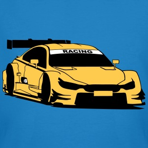 Touring-Car Racing Magliette - T-shirt ecologica da uomo