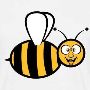 bee funny T-Shirts - Men's T-Shirt