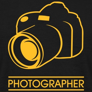 photographer Tee shirts - T-shirt Homme