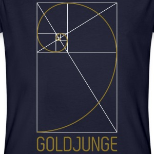Goldjunge T-Shirts - Männer Bio-T-Shirt