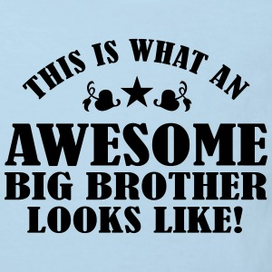 Awesome Big Brother Looks Like Shirts - Kids' Organic T-shirt