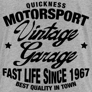Vintage Garage T-Shirts - Teenager Premium T-Shirt
