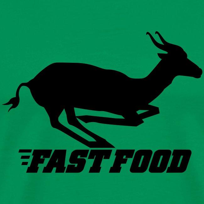 Fast food tshirt