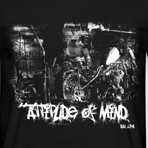Attitude of Mind by LPB Tee shirts - T-shirt Homme