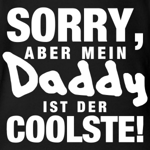 Coolster Daddy T-Shirts - Baby Bio-Kurzarm-Body