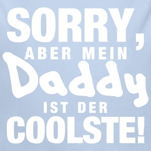 Coolster Daddy Pullover & Hoodies - Baby Bio-Langarm-Body
