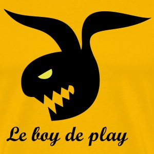 le boy de play - T-shirt Premium Homme