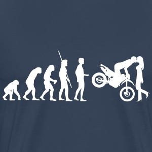 Evolution Enduro kiss T-Shirts - Men's Premium T-Shirt
