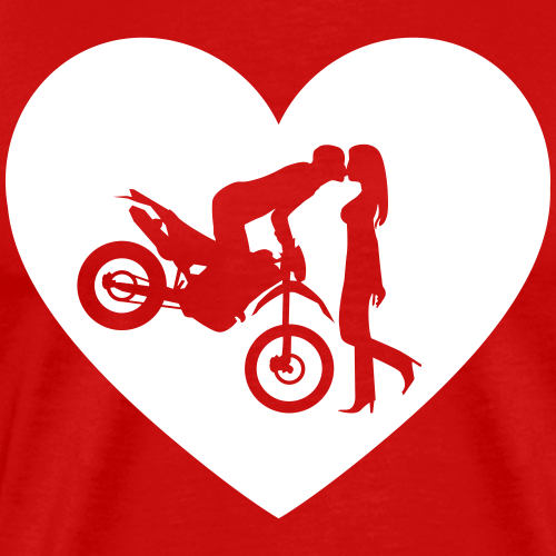 Motorrad Enduro Cross Kuß