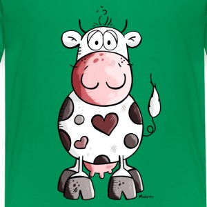 Lovely cow Shirts - Kids' Premium T-Shirt