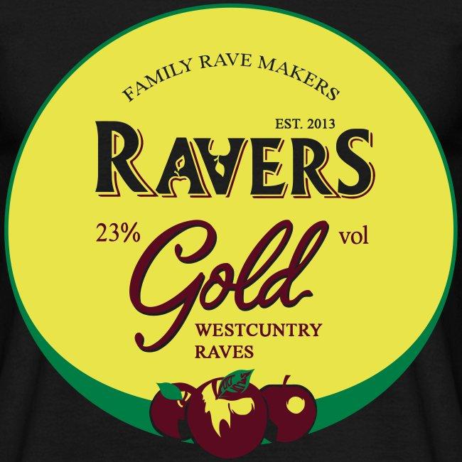 RAVERS GOLD TSHIRT