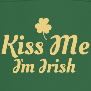 kiss me im Irish excellent  Aprons - Cooking Apron