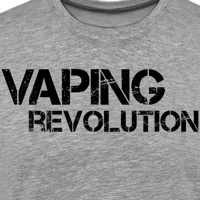 Vaping revolution