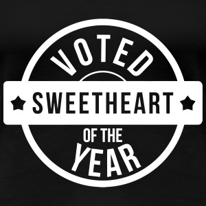 Voted Sweetheart of the year ! T-Shirts - Women's Premium T-Shirt