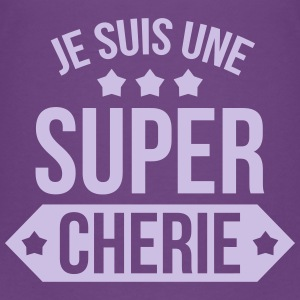 Je suis une Super Chérie ! Shirts - Teenage Premium T-Shirt