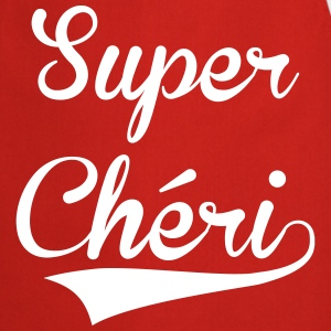 Super Chéri  Aprons - Cooking Apron