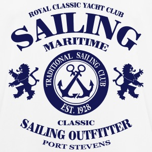 Maritime Sailing T-Shirts - Men's Breathable T-Shirt