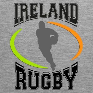 rugby ireland 2 Tank Tops - Men's Premium Tank Top