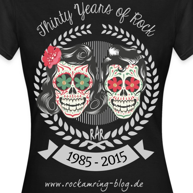 Girlie - RaR - 30 Years of Rock (Front)