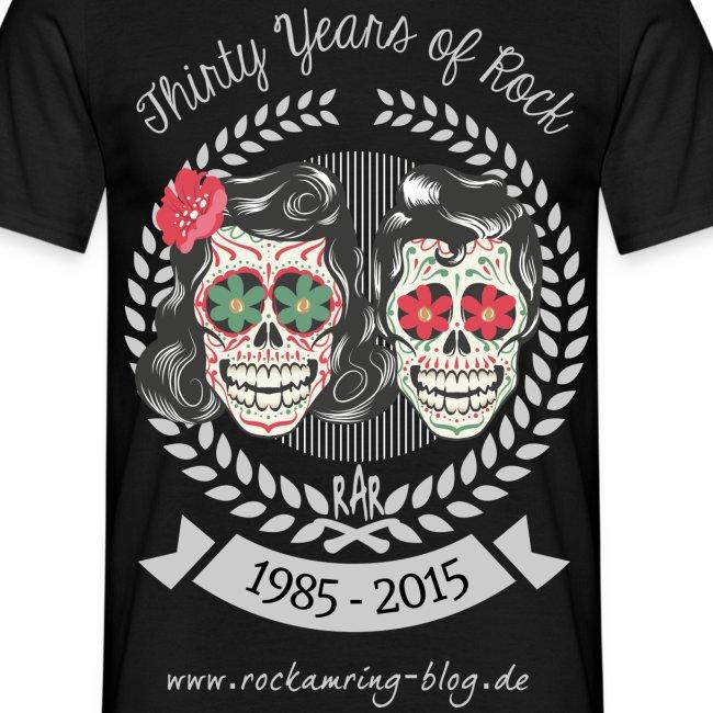 RaR - 30 Years of Rock (Front)