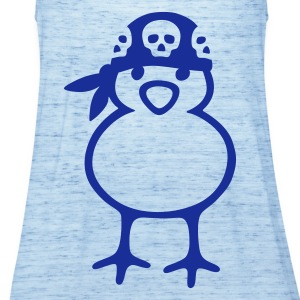 Pirate Chick - Frauen Tank Top von Bella