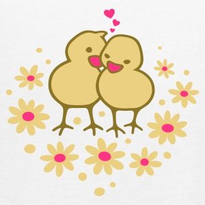 Chicks in Love - Frauen Tank Top von Bella
