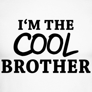 I'm the cool brother Long sleeve shirts - Men's Long Sleeve Baseball T-Shirt