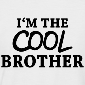 I'm the cool brother Tee shirts - T-shirt baseball manches courtes Homme
