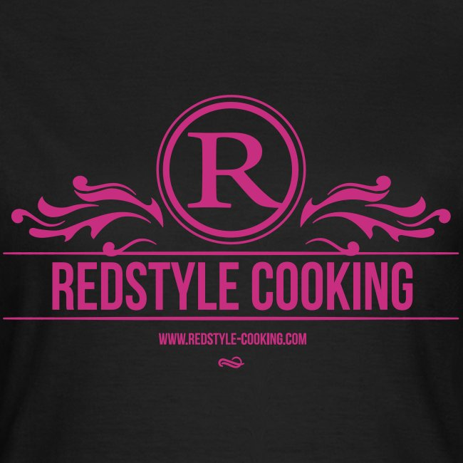 Redstyle Cooking Ladies Shirt