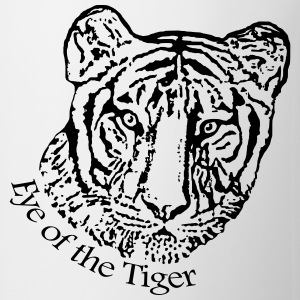 Eye of the Tiger - Tasse