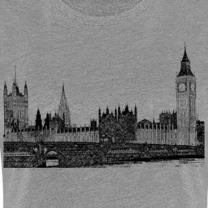 London T-Shirts - Frauen Premium T-Shirt
