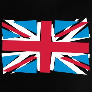 Crazy Union Jack T-Shirts - Baby T-Shirt