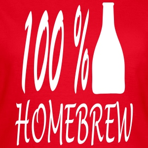homebrew_100_ba1 T-Shirts - Women's T-Shirt