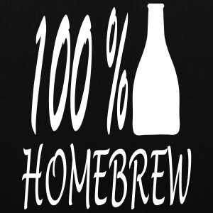 homebrew_100_ba1 Bags & Backpacks - Tote Bag