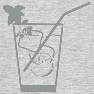 Cocktail T-Shirts - Männer T-Shirt