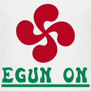 Egun on Basque 3 Tee shirts - T-shirt Premium Enfant