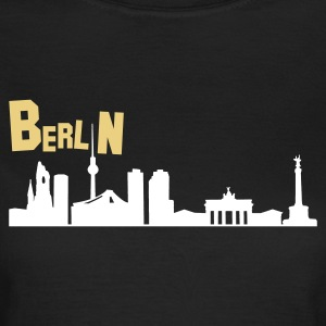 Girlie-Shirt Berlin - Frauen T-Shirt