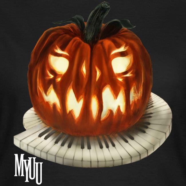 Piano Pumpkin ♀