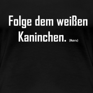matrix 2 T-Shirts - Frauen Premium T-Shirt