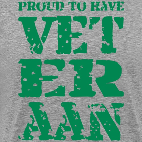 proud to have VET-ER-AAN