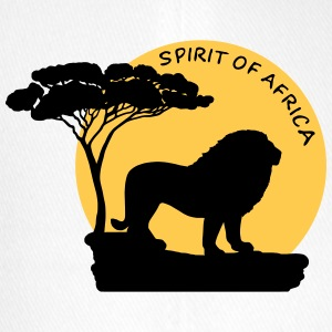 Spirit of Africa - Flexfit Baseballkappe