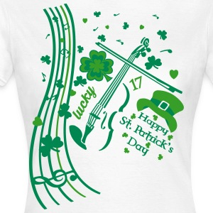 St.Patrick's Day Plus T-Shirts - Women's T-Shirt