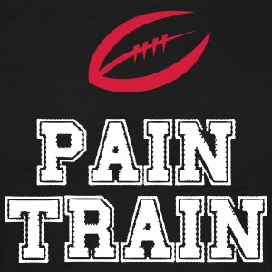 Pain Train Football Shirt - Männer T-Shirt