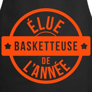 Basketteuse de l'année / Basketball / Basket ball Forklæder - Forklæde
