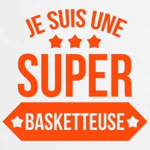 Super Basketteuse / Basketball / Basket ball Forklær - Kokkeforkle