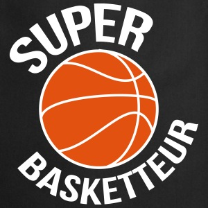 Super Basketteur / Basketball / Basket ball Forklær - Kokkeforkle