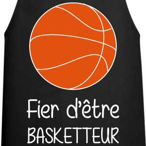 Fier d'être Basketteur / Basketball / Basket ball  Aprons - Cooking Apron