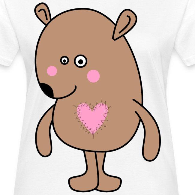 Herz-Mausbär